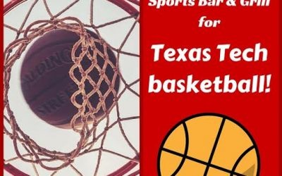 Stop Into Cujo's to Support Texas Tech Basketball!